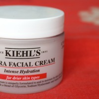 Kiehl's Ultra Facial Cream Intense Hydration moisturiser review – he ain't heavy, he's my brother