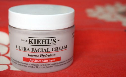 kiehls ultra facial cream intense hydration