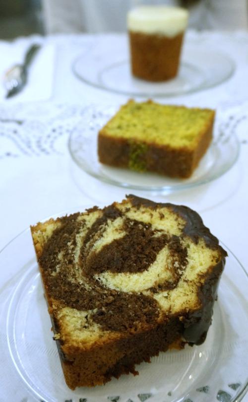 rose bakery hong kong marbled chocolate cake