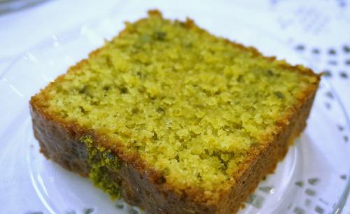 rose bakery hong kong pistachio loaf cake