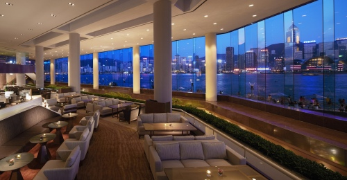 the intercon hong kong lobby lounge