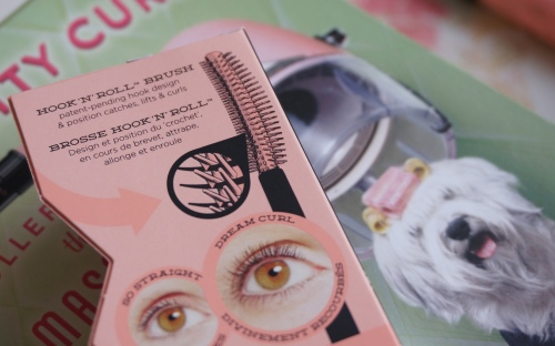 benefit roller lash mascara brush