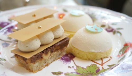 island shangri-la hong kong afternoon tea pastries