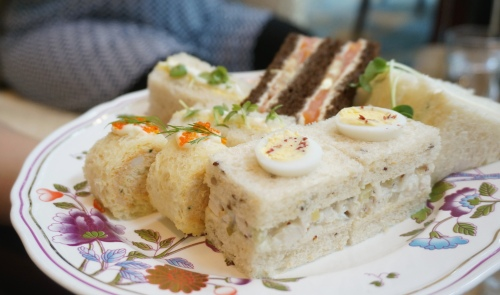 island shangri-la hong kong afternoon tea sandwiches