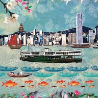 Louise Hill Design - Hong Kong's a work of art