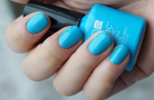 nail bar four seasons hong kong cnd shellac cerulean sea