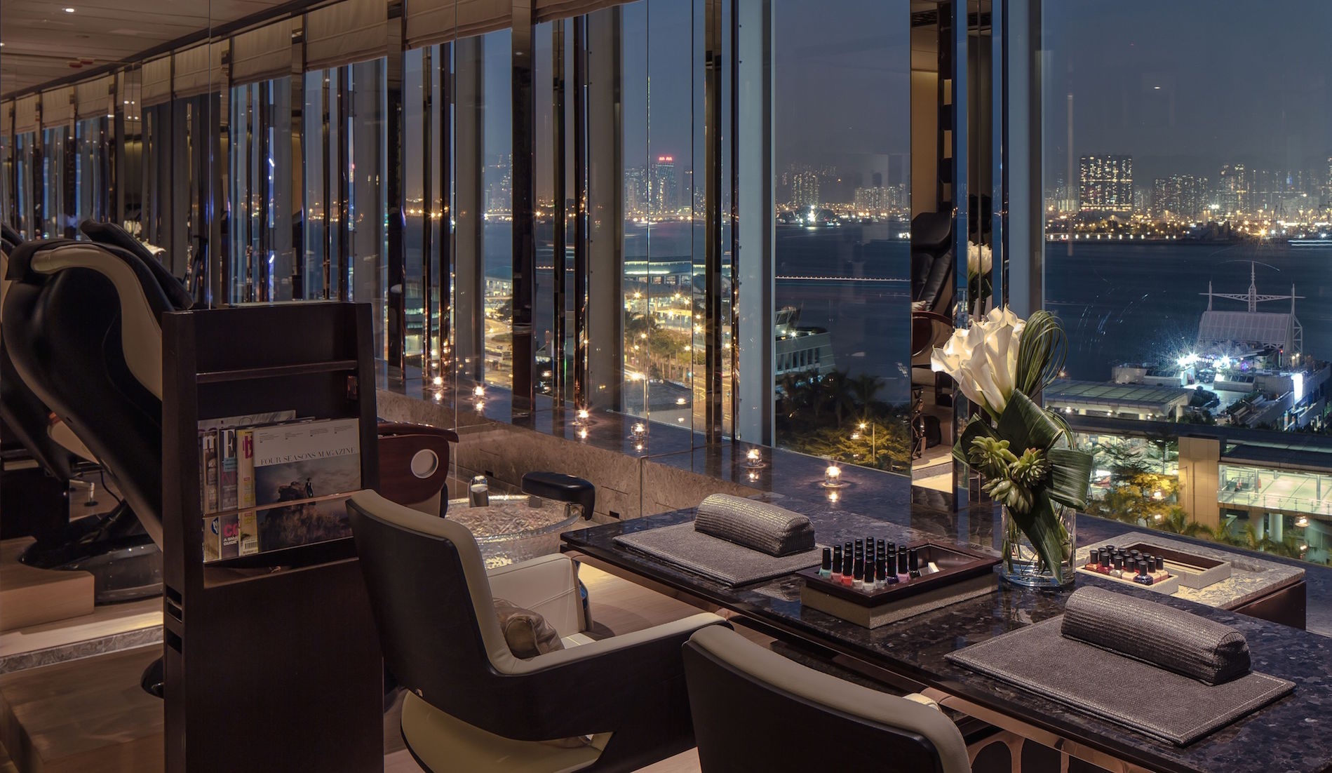 Four Seasons Hong Kong Nail Bar – the most luxurious manicure in ...