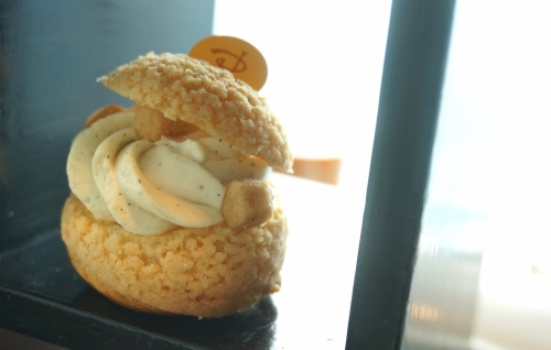 ritz carlton hong kong pierre herme afternoon tea choux infiniment vanille