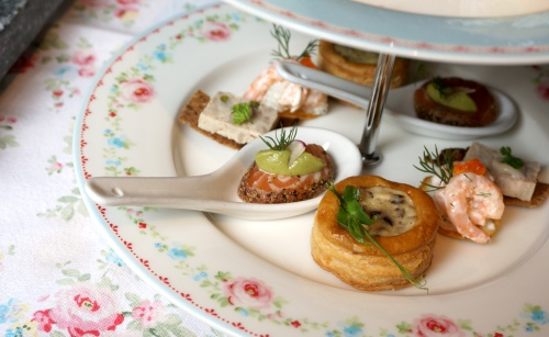 finds afternoon tea hong kong savouries
