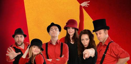 showstopper the improvised musical hong kong