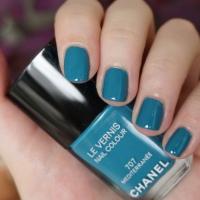 Chanel Mediterranee nail polish review