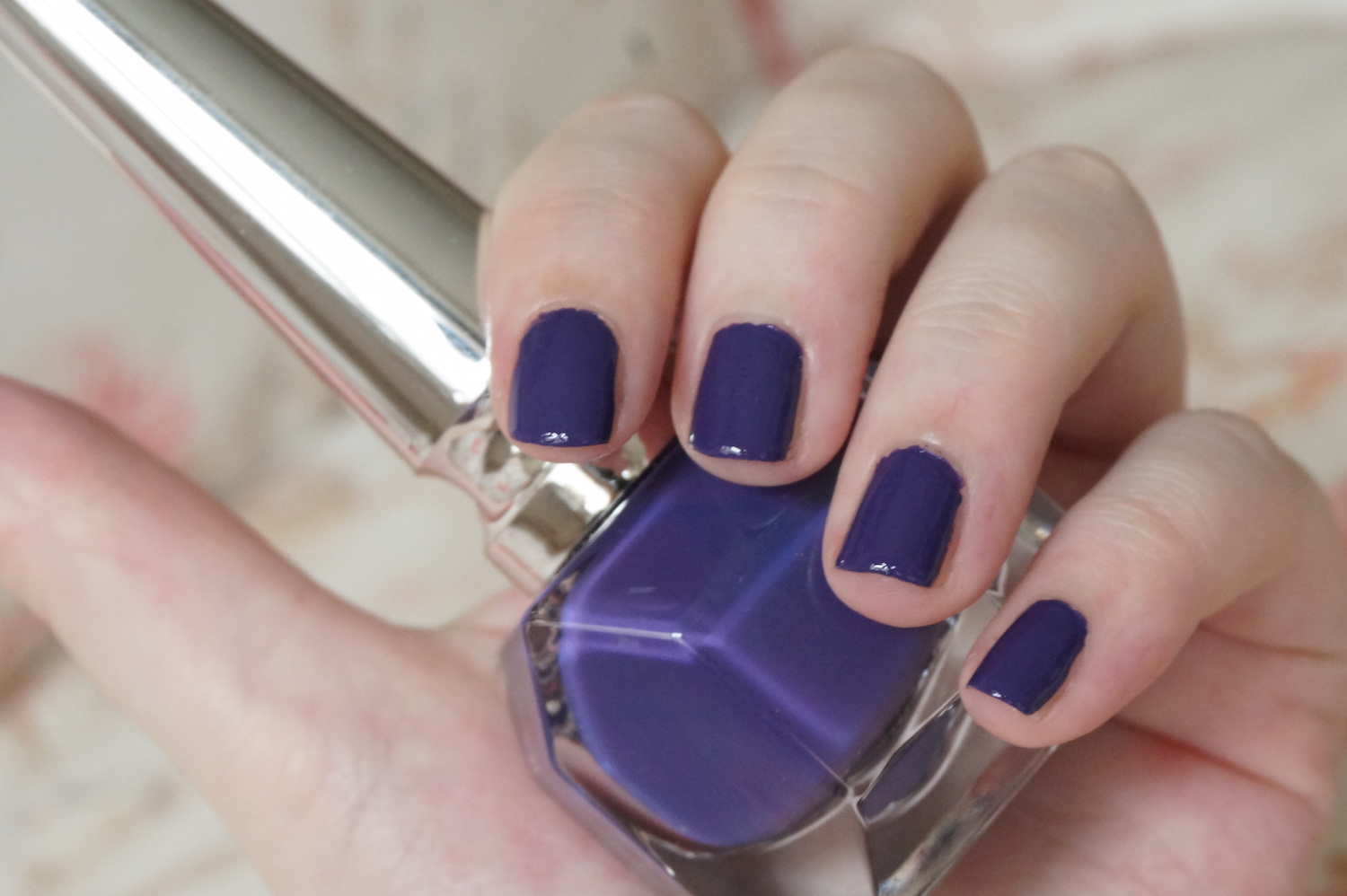 Christian Louboutin Lova nail polish review | Through The Looking Glass