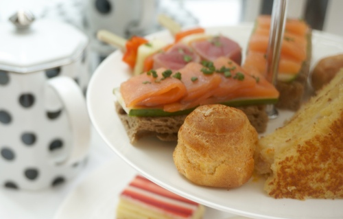 feast francfranc afternoon tea hong kong savouries