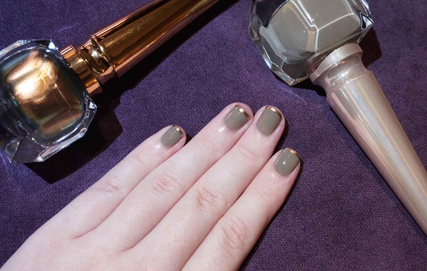 The Nail Library Christian Louboutin manicure review – a chic treat ...