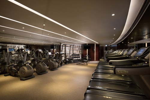 Conrad Hong Kong Fitness Centre