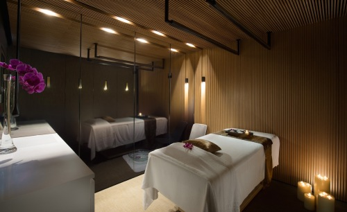 Conrad Hong Kong Treatment Room