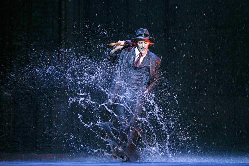 Singin In The Rain Hong Kong