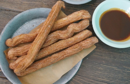 limewood hong kong churros