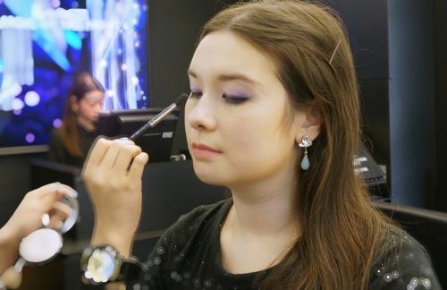 MAC makeover hk