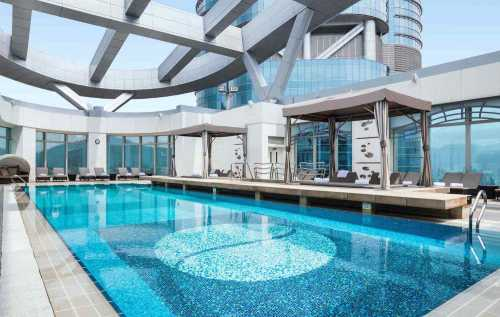 Cordis Hong Kong Langham Place Swimming Pool