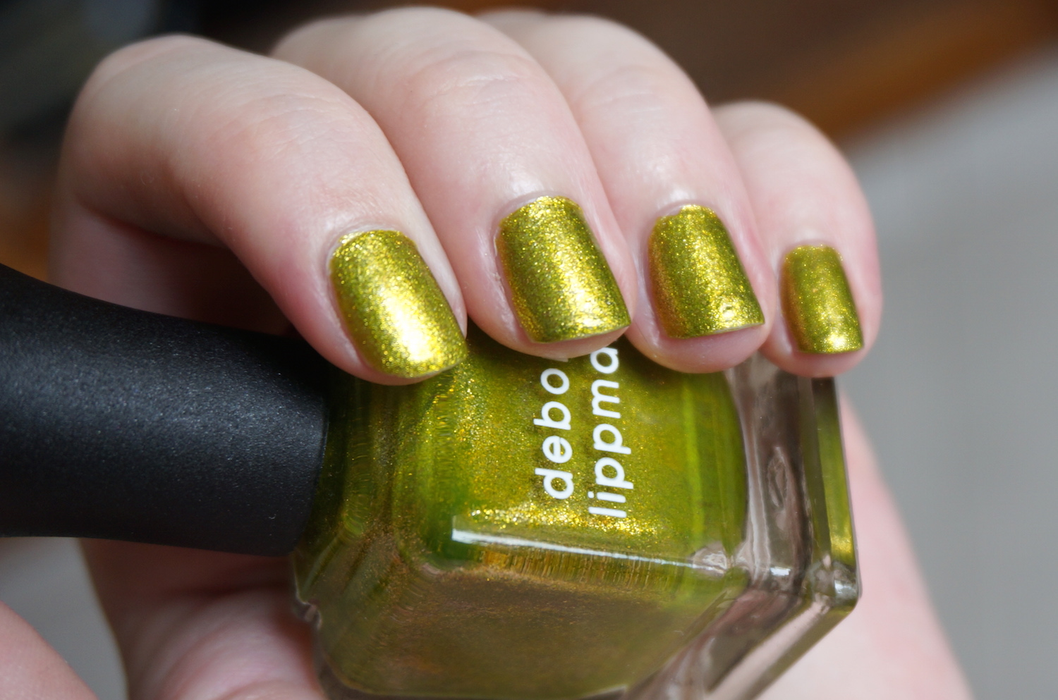 Deborah Lippman – Weird Science nail polish review | Through The ...
