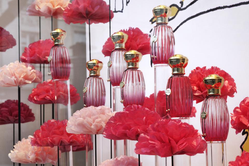 Decoration Mariage Rose Corail