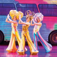 Priscilla Queen of the Desert @ Hong Kong Academy of Performing Arts review